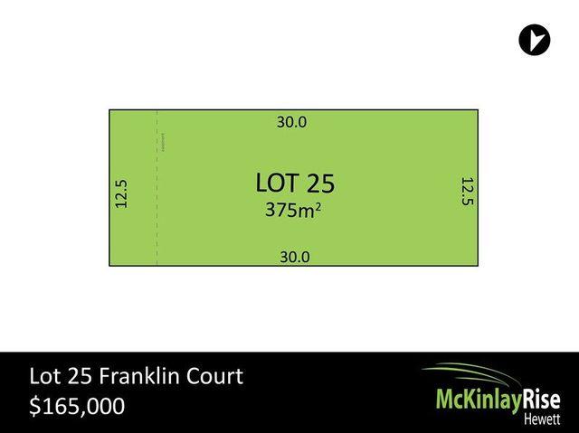 Lot 25 Franklin Court, Hewett SA 5118
