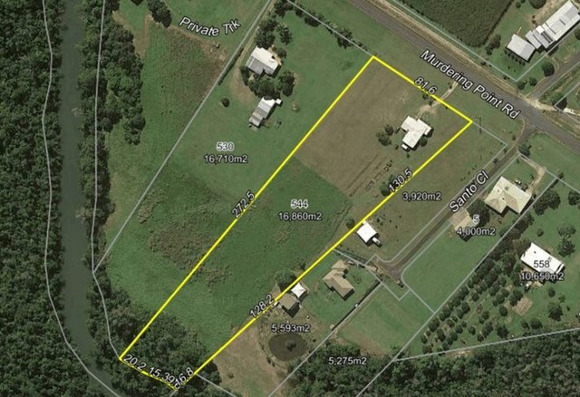 544 Murdering Point Rd, QLD 4871