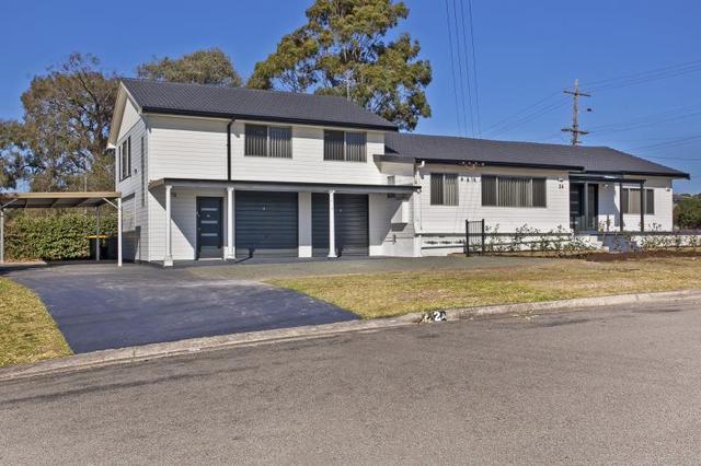 1/2A Willis Street, Charlestown NSW 2290