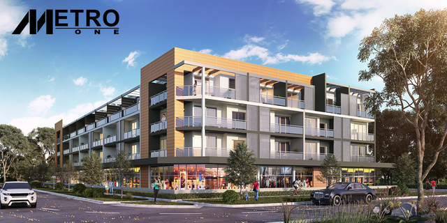 Metro One - Spacious one bedroom apartment, Gungahlin ACT 2912