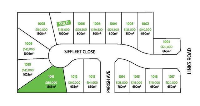 Lot 1011/Sifleet Close Links Estate, NSW 2380