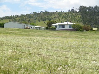 Tasman Highway And Greens Road Orielton