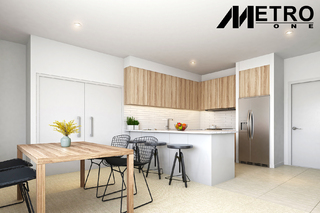 Metro One - Two bedroom two bathroom AND study corner apartment