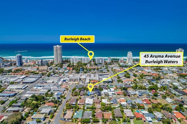 45 Aruma Avenue, Burleigh Waters QLD 4220