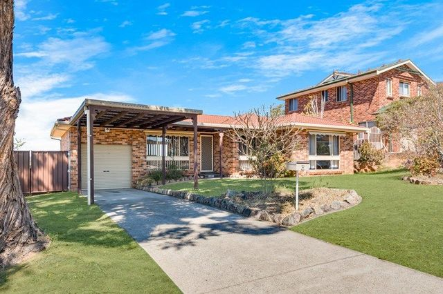 3 Heliodor Place, Eagle Vale NSW 2558