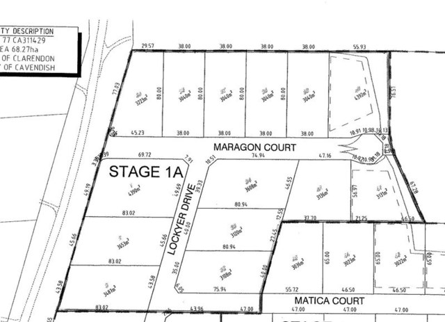 Lot 41 Maragon Court, Adare QLD 4343