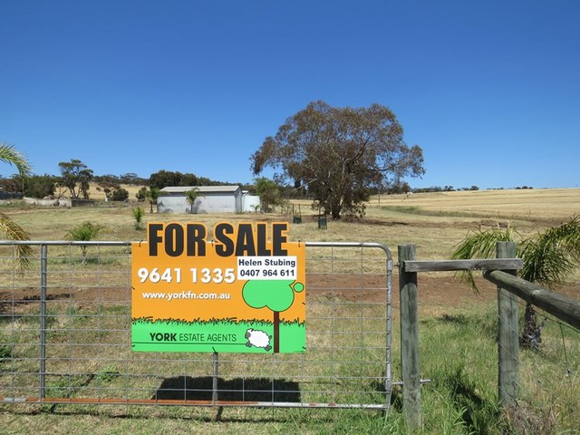 LOT 123 Great Southern Highway, Beverley WA 6304