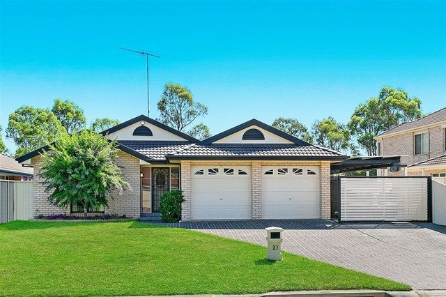 10 Dorrington Crescent, NSW 2756