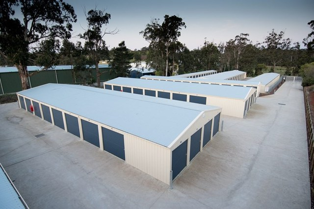 . Self Storage Sheds - 62 Weerong Road, Drouin VIC 3818