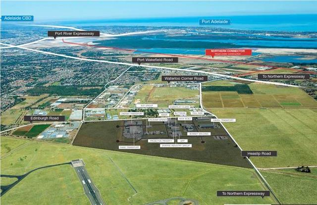 Vicinity Industrial Base, SA 5110