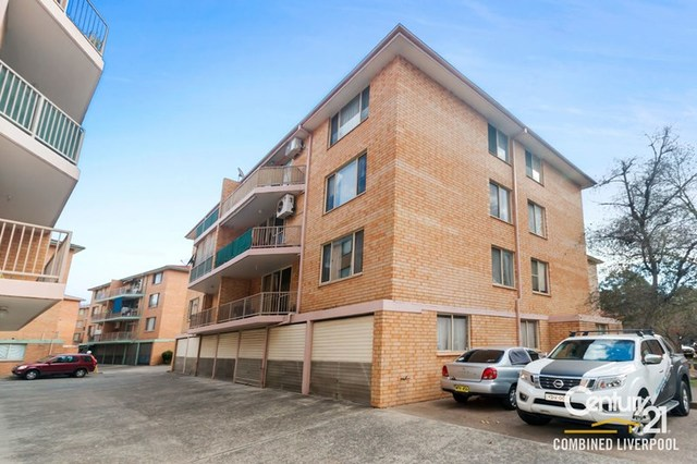 103/1 Riverpark Drive, Liverpool NSW 2170