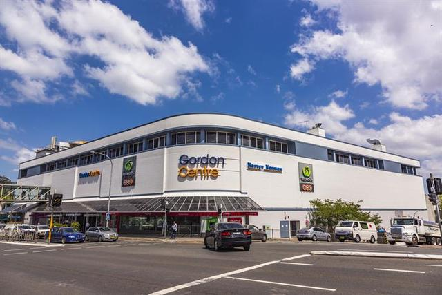 Gordon Town Centre, Pacific Highway, Gordon NSW 2072