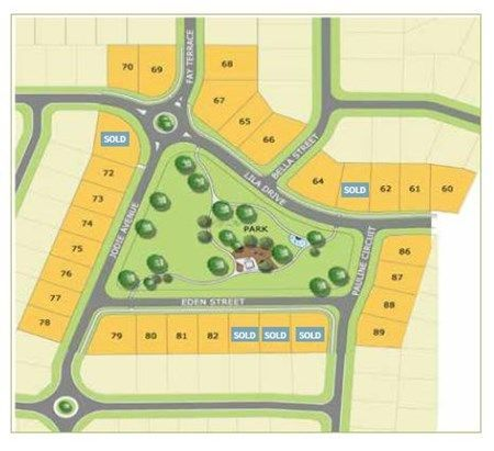 Lot 1 Mansell Boulevard, Cotswold Hills QLD 4350