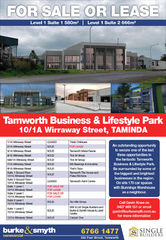Tamworth Business & Lifestyle Park Tamworth NSW 2340