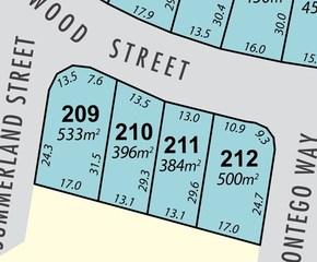 Lot 209 Driftwood Street