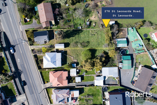 278 St Leonards Road, St Leonards TAS 7250
