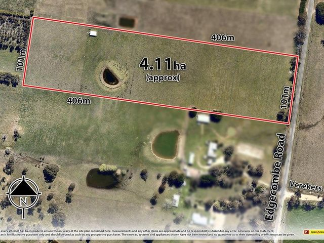 Lot 16 Edgecombe Rd, Kyneton VIC 3444