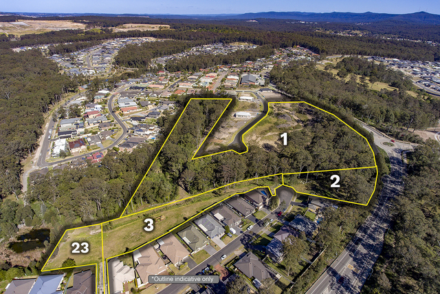 Lot 1 Turnberry Close, NSW 2287
