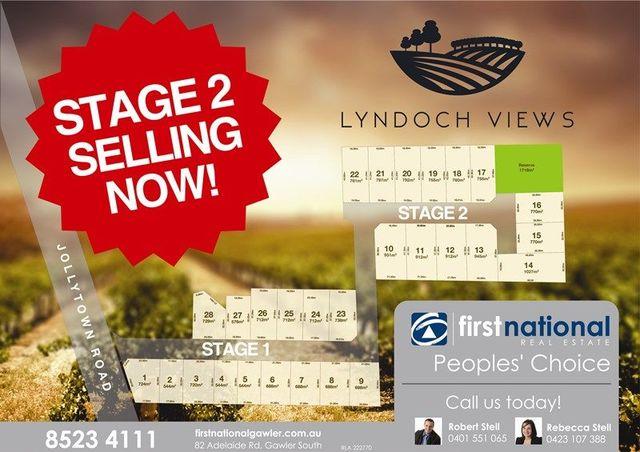 Lot 16 Jollytown Road - Lyndoch Views Estate, SA 5351