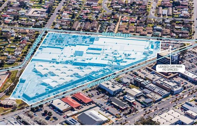 Lavington Square Shopping Centre, 351 Griffith Road, Lavington NSW 2641