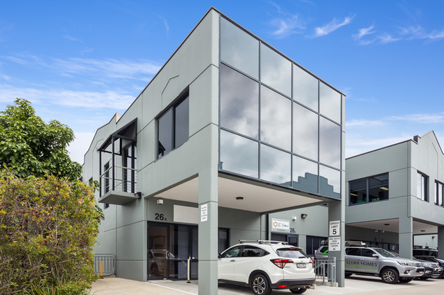 Suite 26B/2-6 Chaplin Drive, Lane Cove NSW 2066