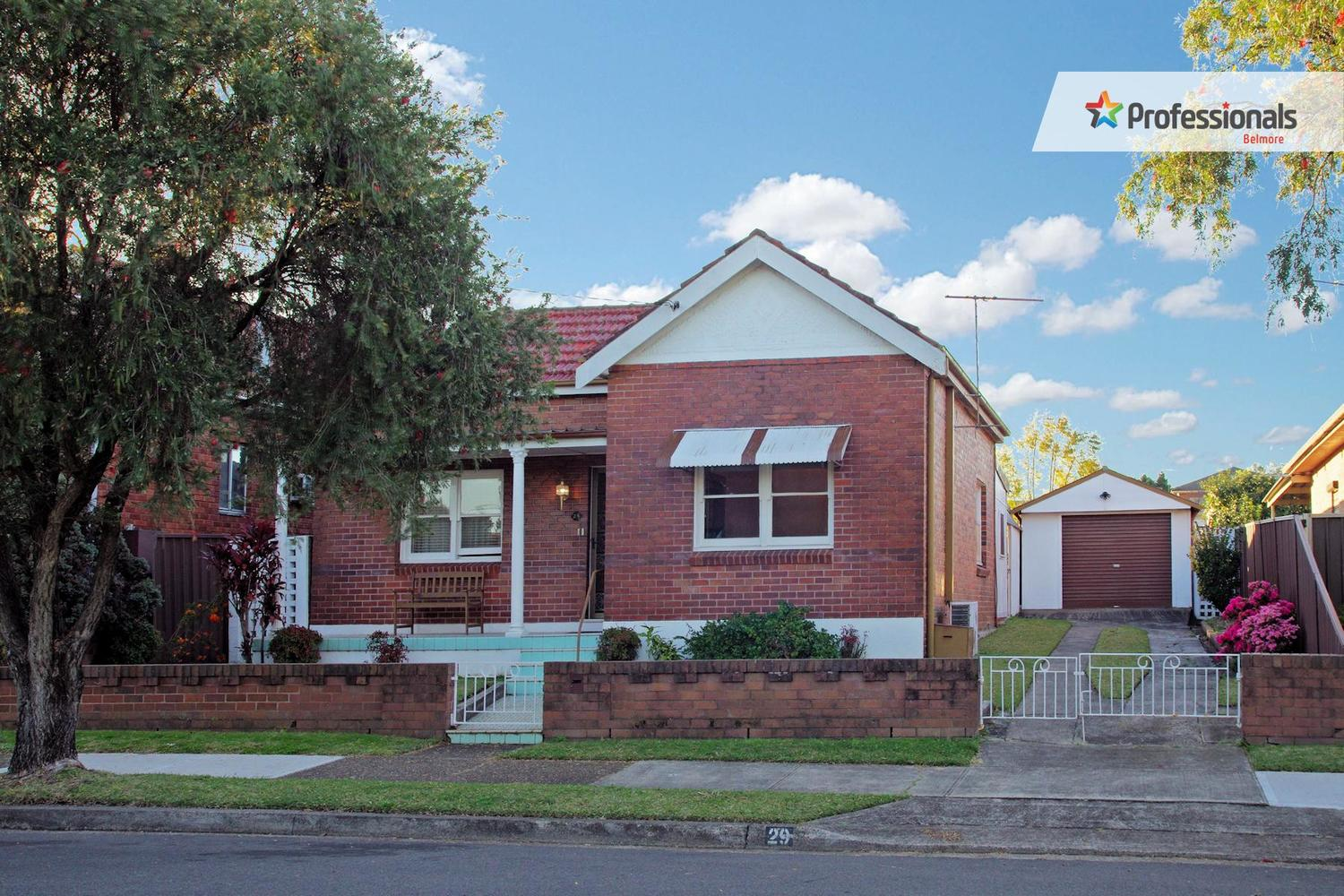 29 Kennedy Avenue, Belmore NSW 2192 - House for Sale | Allhomes