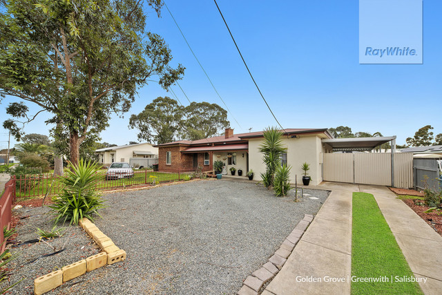 28 Hunter Crescent, Salisbury North SA 5108