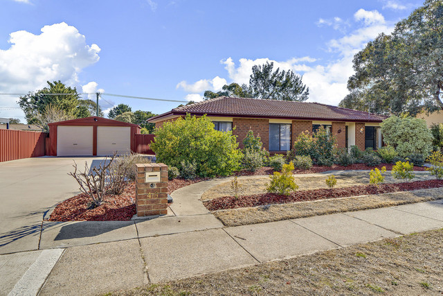 46 Hambidge Crescent, Chisholm ACT 2905