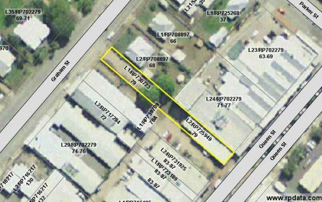 68a Graham  Streets, QLD 4807