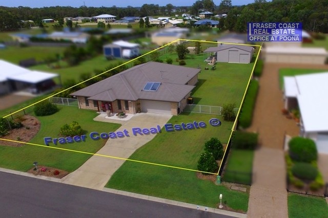 Whimbrel Place, Boonooroo QLD 4650