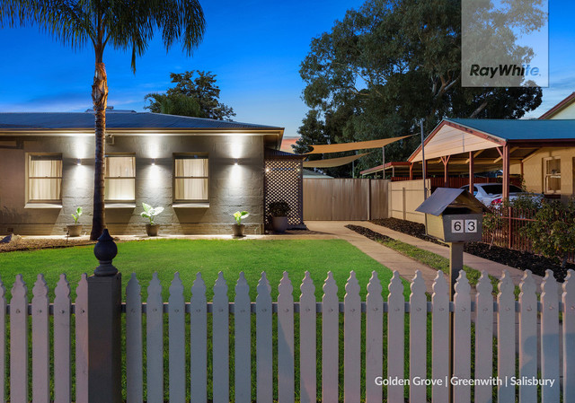 63 Rolleston Avenue, Salisbury North SA 5108