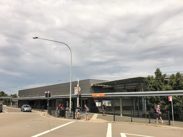 Epping Railway Station, Epping NSW 2121