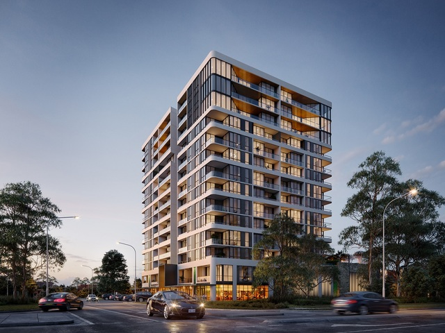 Jade Gungahlin - Unit 121/2 Gribble Street, ACT 2912