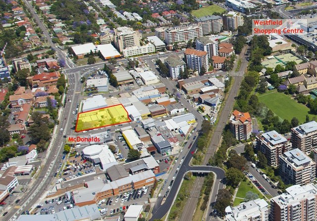 148 -152 Pacific Highway, Hornsby NSW 2077
