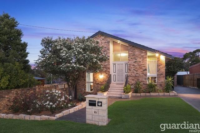 16 Munro Street, Baulkham Hills NSW 2153