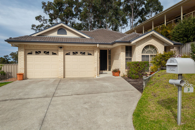 3 Bellbird Drive, Malua Bay NSW 2536