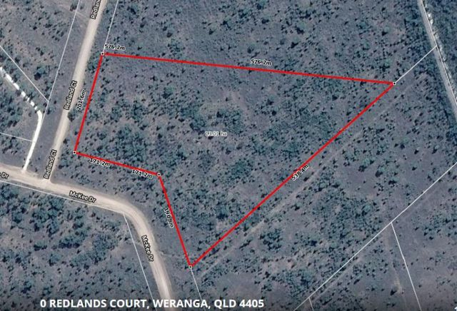 Lot 54 Redlands Court, Weranga QLD 4405