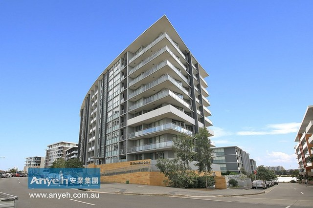 43/38 Shoreline  Drive, Rhodes NSW 2138