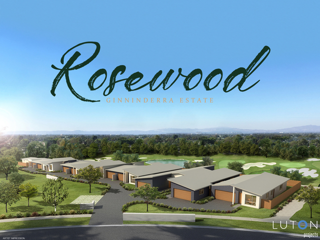 Rosewood - Three Bedroom, ACT 2615