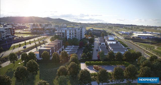 Odin - Unit 47, 1 Bedroom Apartment, 2 Newchurch Street, Coombs ACT 2611