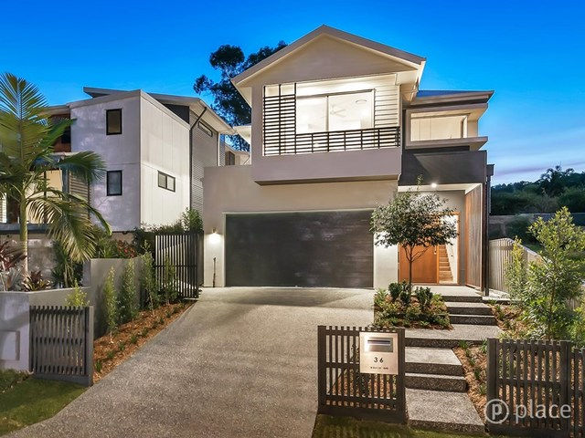 36 David Avenue, Bardon QLD 4065