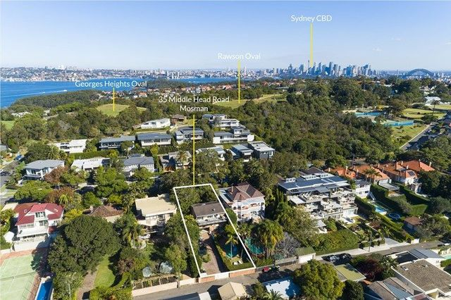 35 Middle Head Road, Mosman NSW 2088