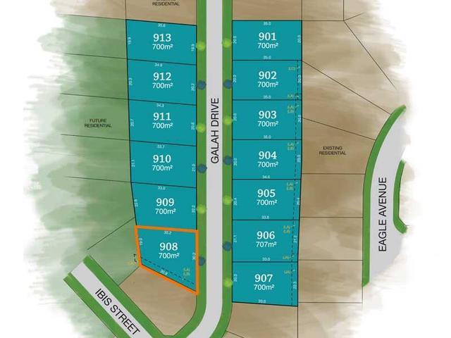 Lot 908 Galah Drive, Tamworth NSW 2340