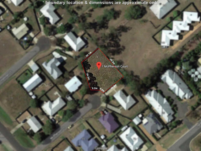 7 McPherson Court, Dalby QLD 4405