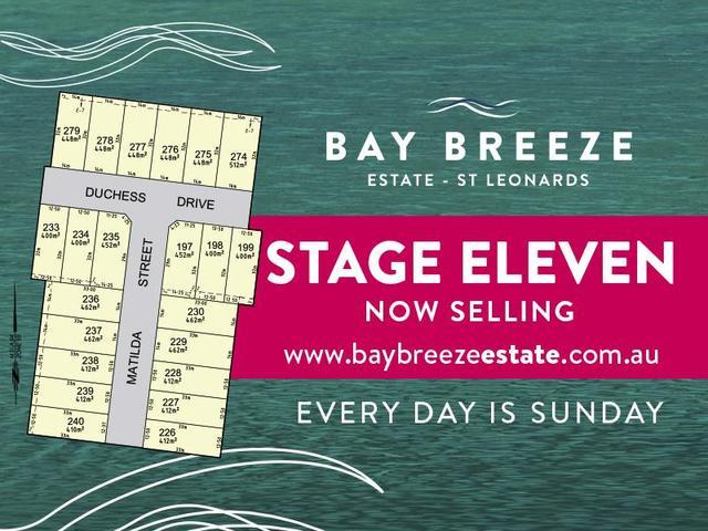 Stage 11 Bay Breeze Estate, St Leonards VIC 3223