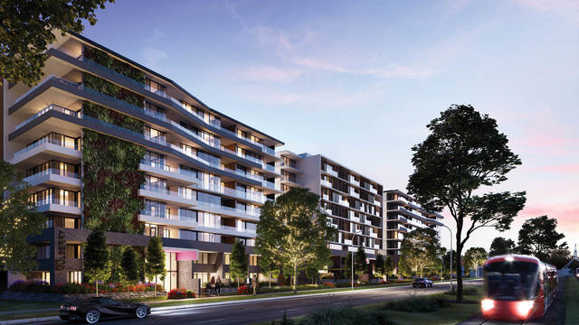 Mulberry - 1-bedroom apartment, ACT 2602