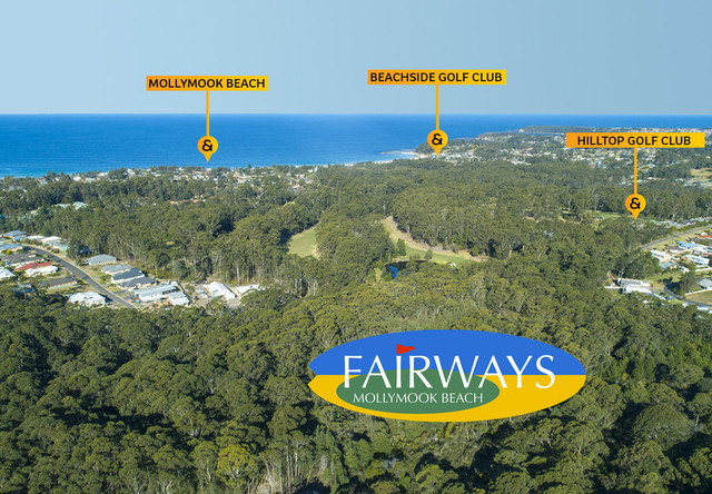 Lot 6 Brookwater Crescent - Fairways, NSW 2539