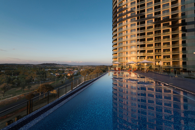 Infinity - 134/1 Anthony Rolfe Ave, Gungahlin ACT 2912