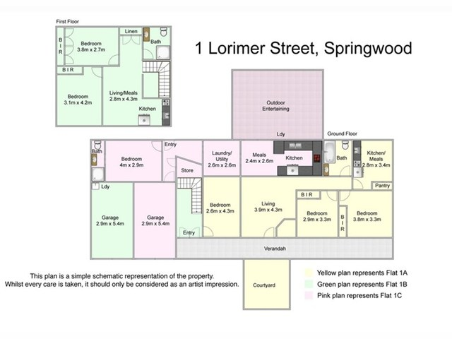 1 Lorimer Street, Springwood QLD 4127