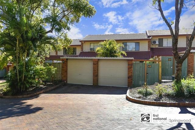 43/111 Barbaralla Drive, Springwood QLD 4127